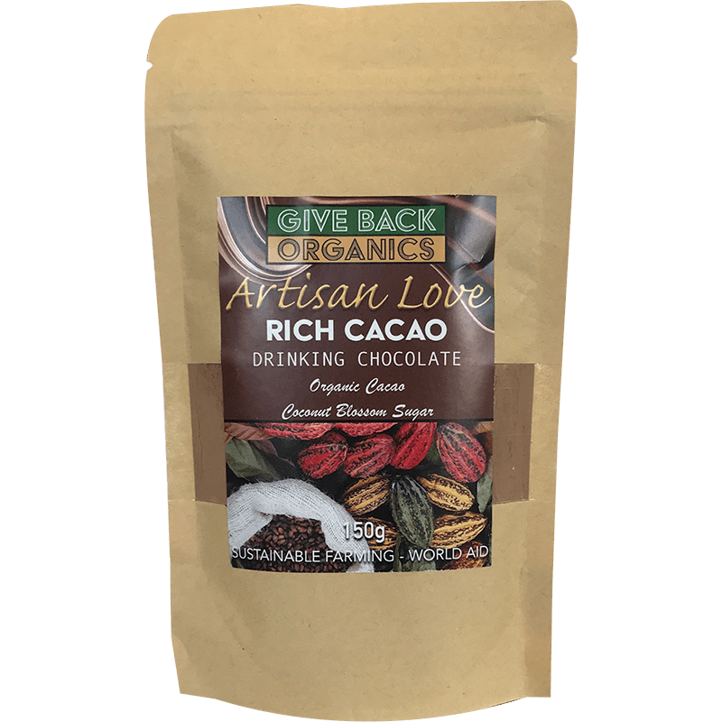 Artisan Love Rich Cacao Drinking Chocolate