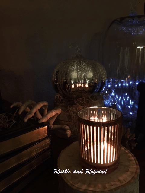 spooky hand halloween 2018