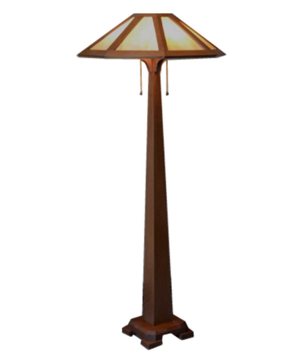 Mission Craftsman Floor Lamp