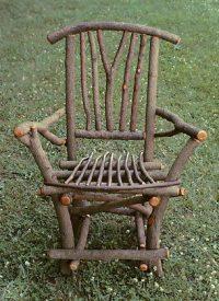 Willow Twig Garden Chair