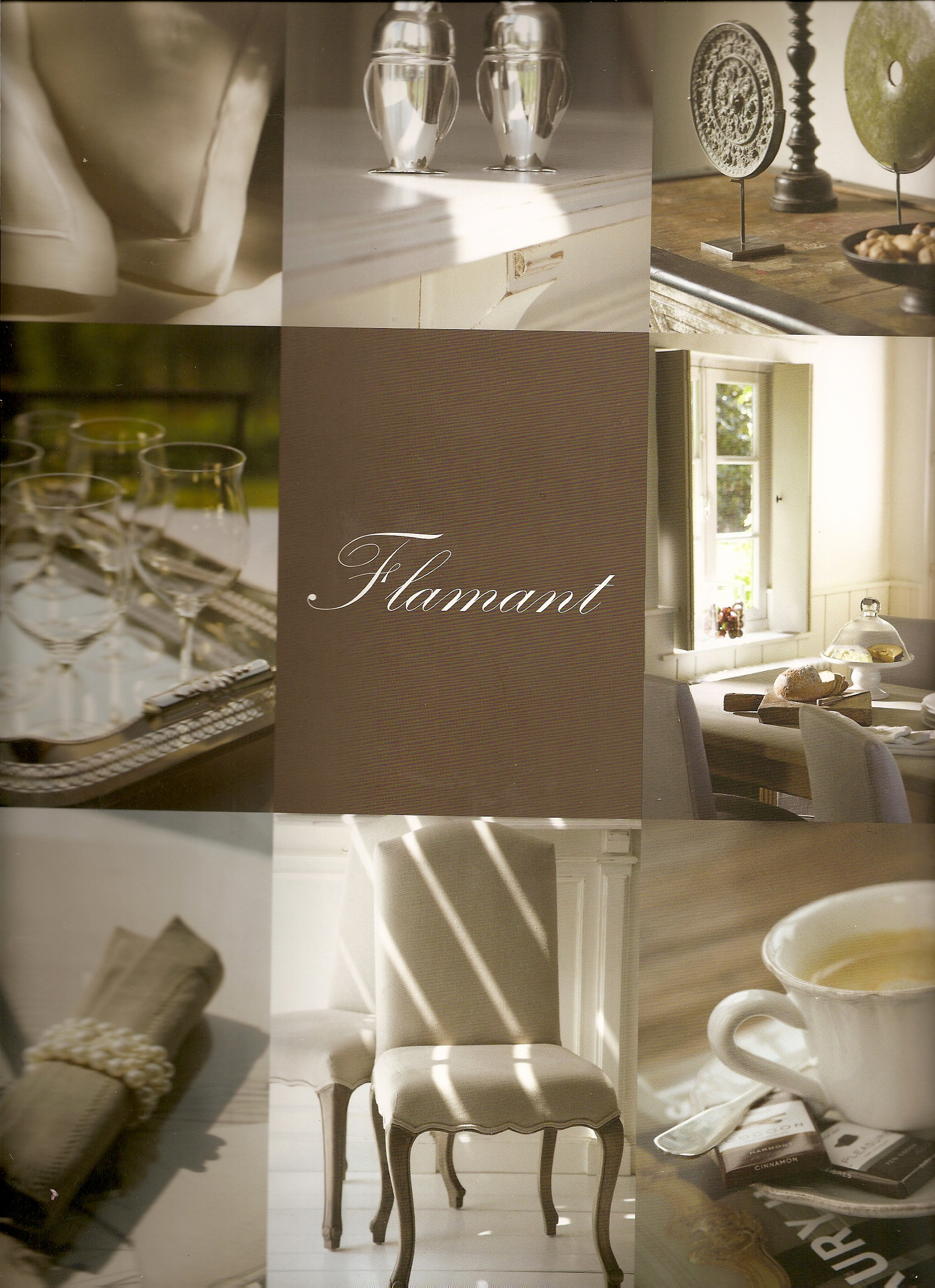 Flamant  Rustic Chic at Its Best  Rustic Chic