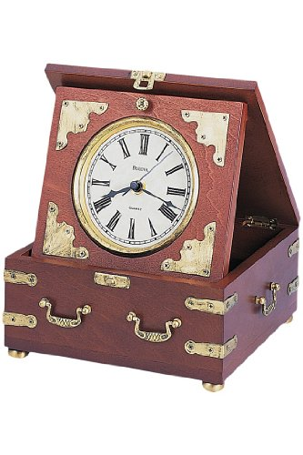 Bulova Edinbridge Mantel Clock B7450