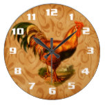 Rustic Country Rooster Ornate Kitchen