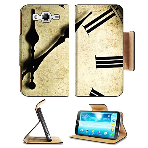 Samsung Galaxy Mega 5.8 Flip Case Close up of an old fashioned wall clock Studio work 9115973 by MSD Customized Premium Deluxe Pu Leather generation Accessories HD Wifi 16gb 32gb Luxury Protector Case