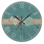 Beautiful Country Rustic Home or Office Decor Wall Clocks