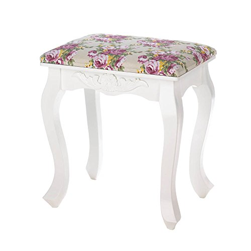 Home Locomotion Floral Oasis Stool