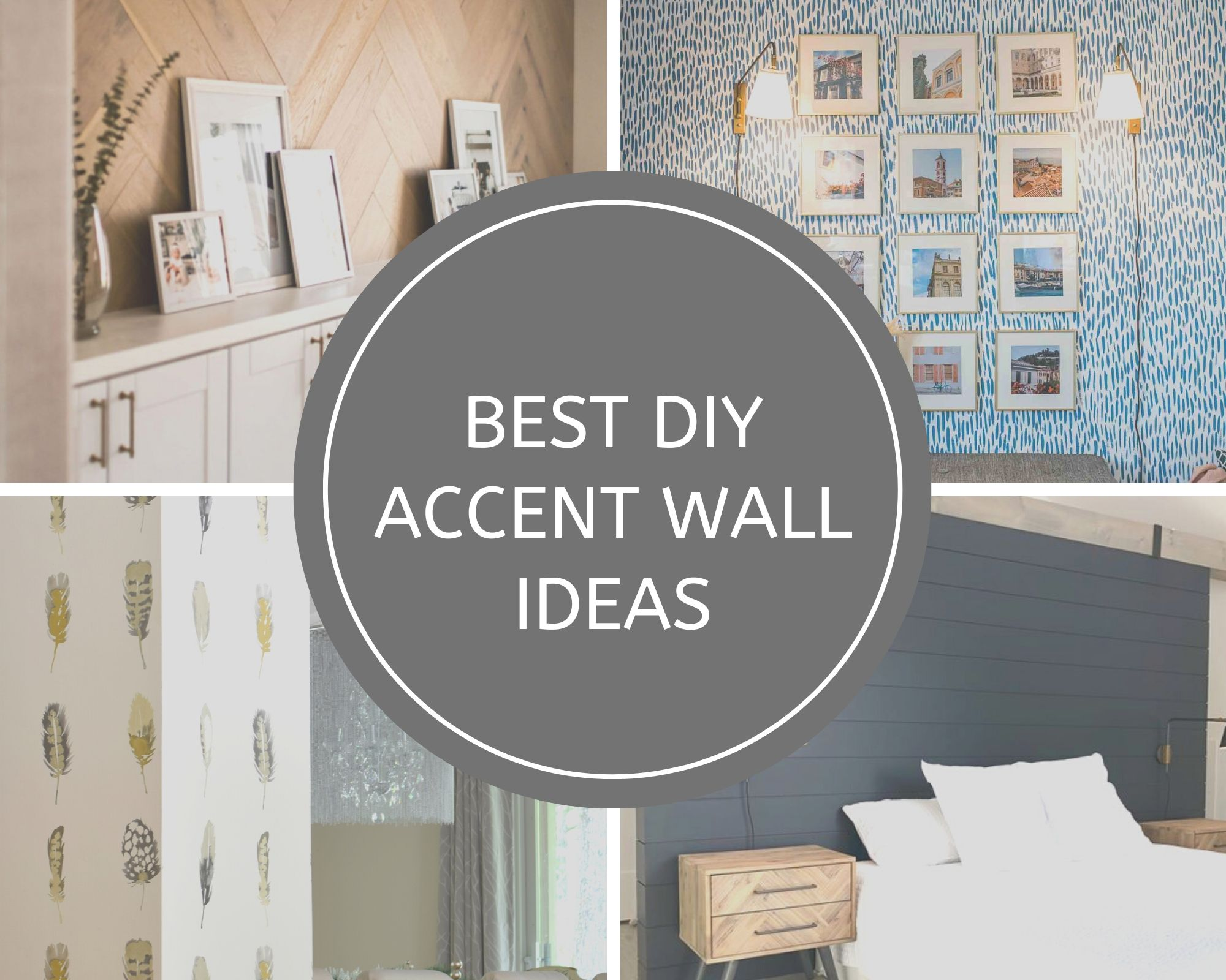 Best Diy Accent Walls Rustic Country Chic
