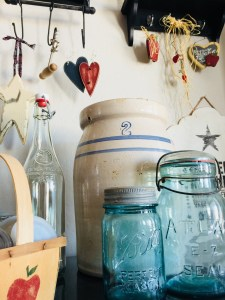 Crockery & Canning Jars