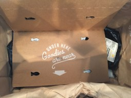 Inside the box...