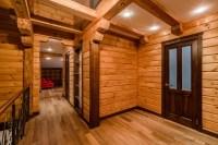 Wood Paneling - Rustic Hardwood Flooring