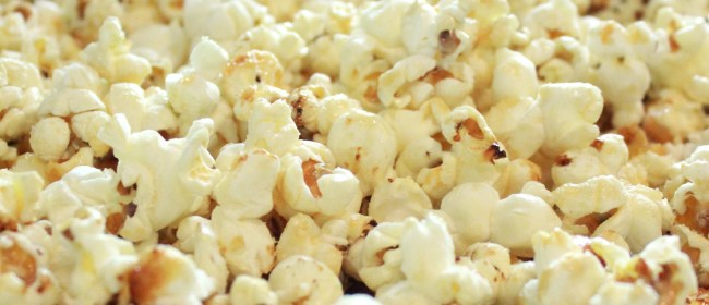 Simple Homemade Kettle Corn
