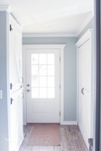 Farmhouse Mudroom Reveal