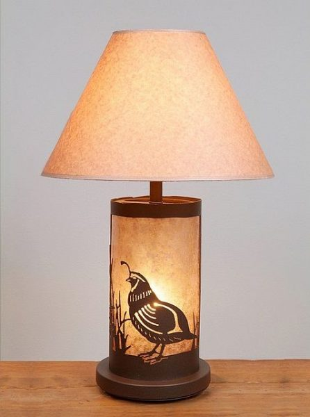 Avalanche Ranch Lighting Cascade Table Lamp Series