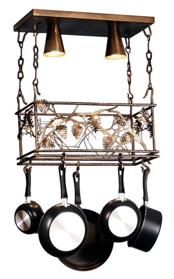 shop rustic lighting and fans