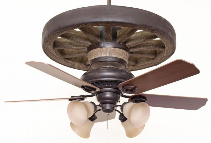 copper canyon sandia wagon wheel ceiling fan