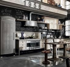 Keuken Metaal en Hout