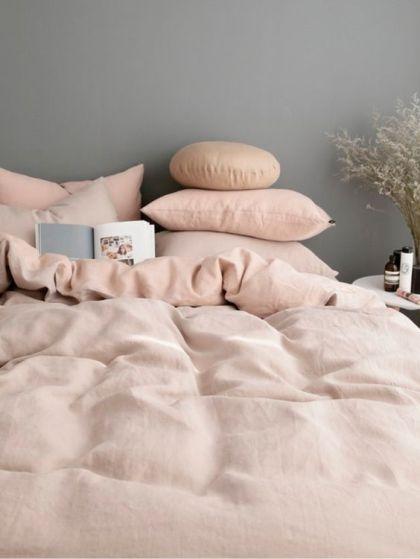 Roze en grijs tinten
