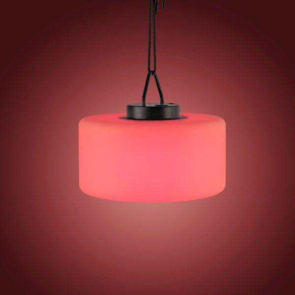 Hanglamp voor buiten holly rgb op batterijen ip44