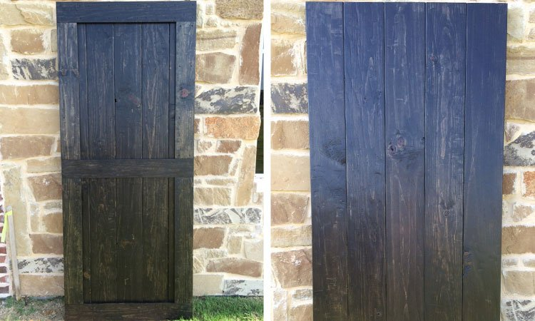 sliding interior barn doors in Frisco Tx
