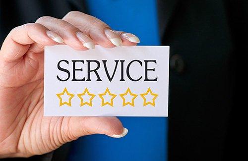 Custom Furniture Frisco Award Winning Customer Service