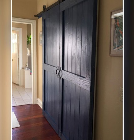 custom-rustic-barn-doors-Dallas-One-Barn-Door-or-Two