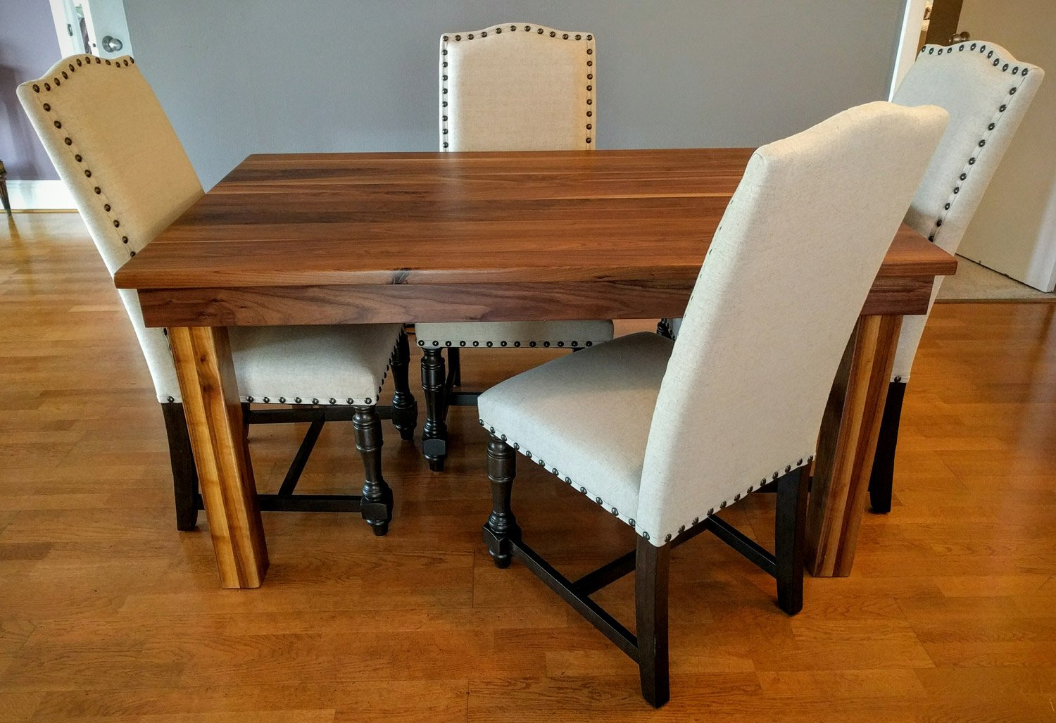 houzz dining chairs contemporary w h gunlocke chair co 2 rustic 43 modern handcrafted furniture awarded best of