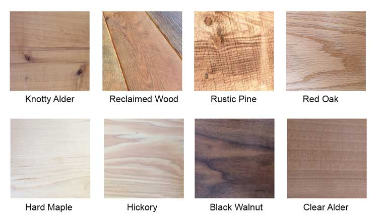 How To Choose Between Wood Types