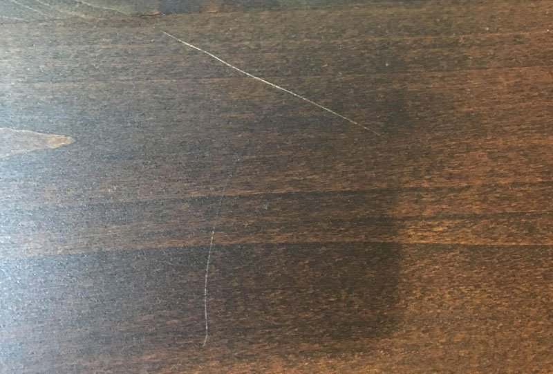 How To Remove scratches From Wood Tables