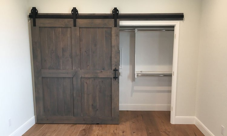 Custom Designed Barn Door