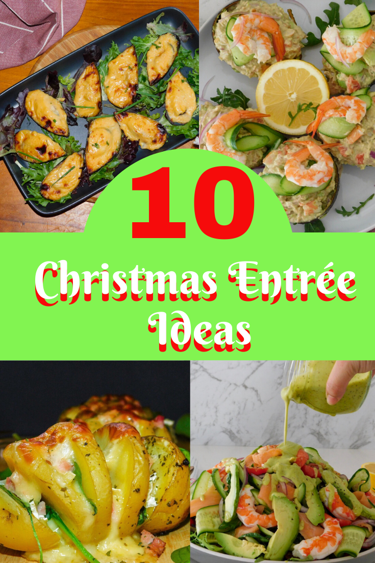 10 Christmas Entree Ideas Rustic Cooking