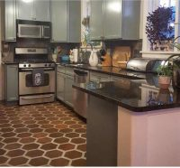 Kitchens with Saltillo Tile Floors - Rustico Tile and Stone
