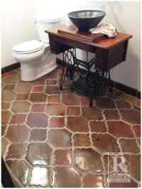 Saltillo Bedroom and Bathroom Flooring