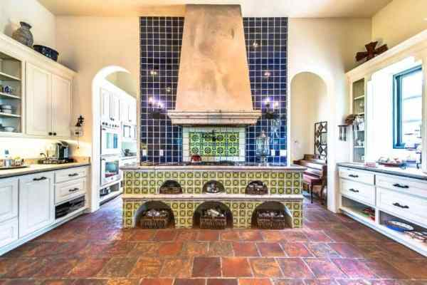 spanish style kitchen tiles floor ideas Saltillo Kitchen Floors - Terracotta Saltillo Tile