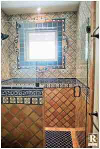 Spanish Style Bathroom Ideas & Decorating Tips - Mexican ...