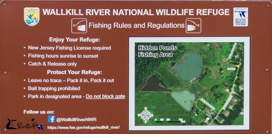 hidden ponds wallkill river NWR