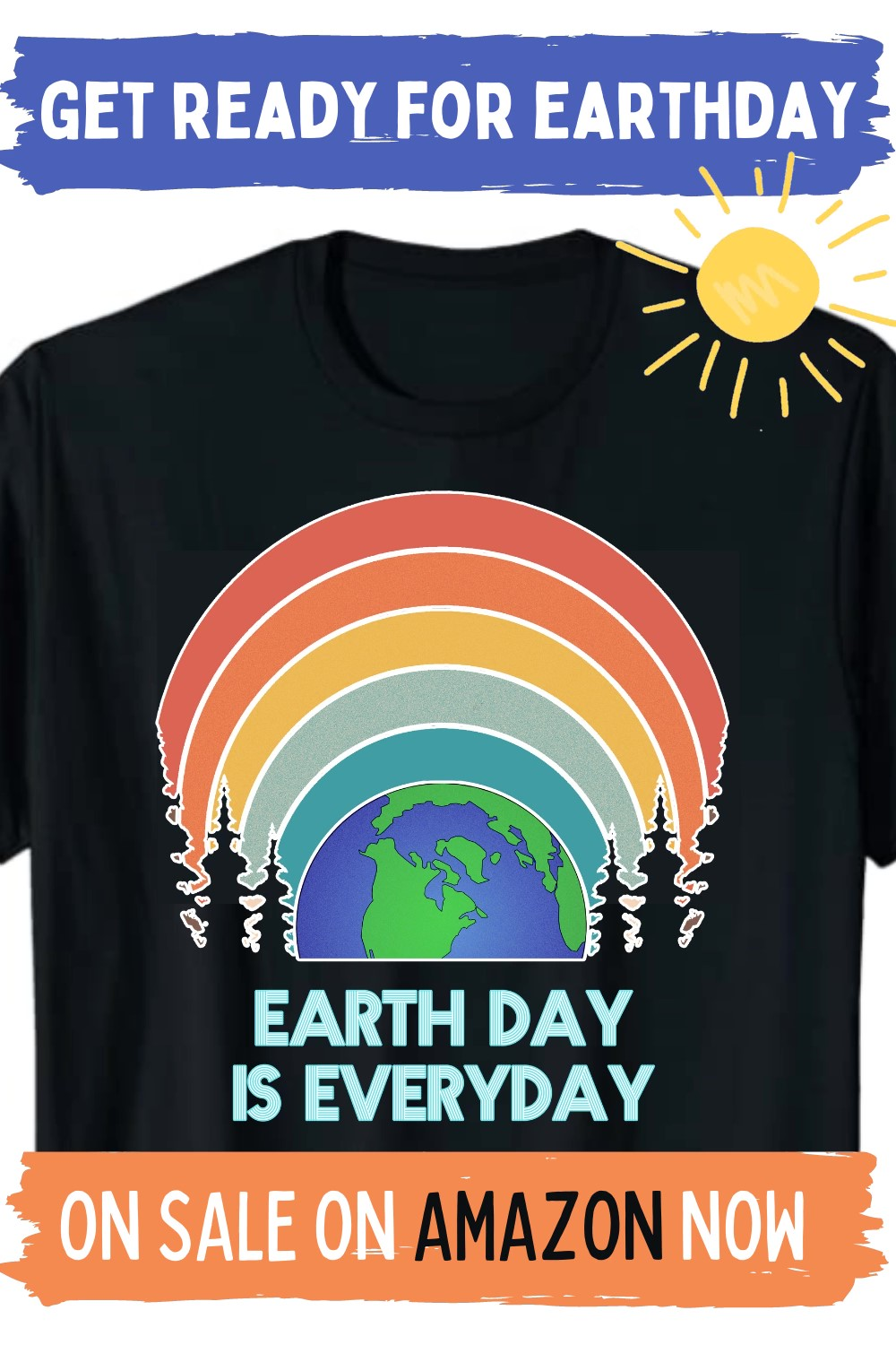 Earth-day-is-everyday shirt