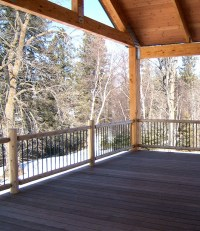 1000+ images about Deck Railings on Pinterest