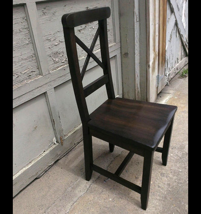 antique oak dining chairs swing chair kota kinabalu reclaimed with curved back rustic