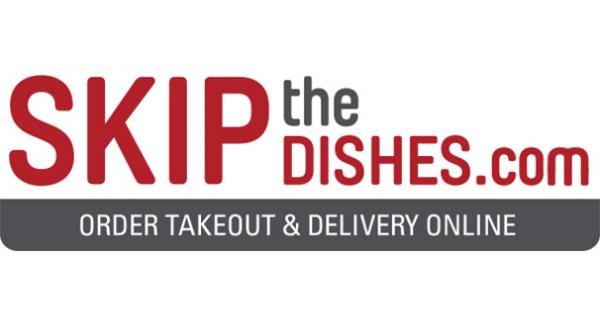 DELIVERY WITH SKIP THE DISHES