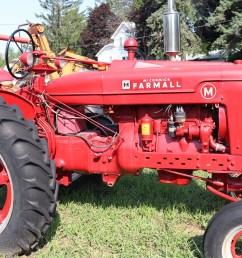 farmall m fully restored tractor [ 3984 x 2656 Pixel ]