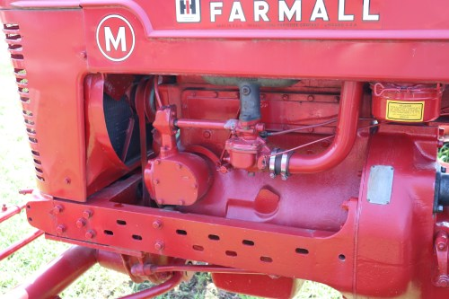 small resolution of farmall m fully restored tractor