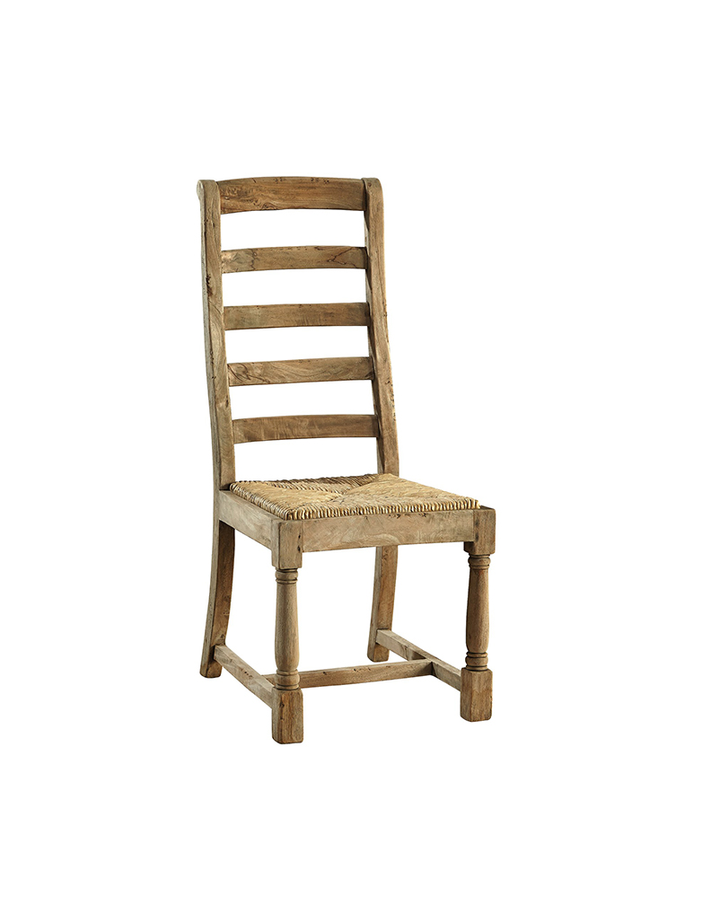 Ladder Back Chair  Atlanta Ga  Rustic Trades Furniture