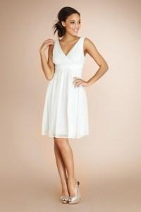 Donna Morgan Bridesmaid Dresses - Rustic Wedding Chic
