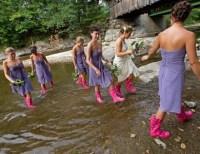 Summer Wedding Bridesmaid Dresses - Rustic Wedding Chic