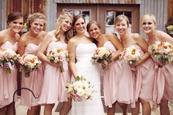 189f37a6183f Summer Wedding Bridesmaid Dresses Rustic Wedding Chic