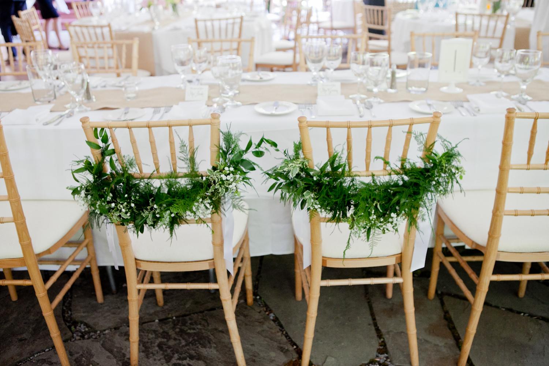 beach wedding chair decoration ideas amazon office rustic vermont chic