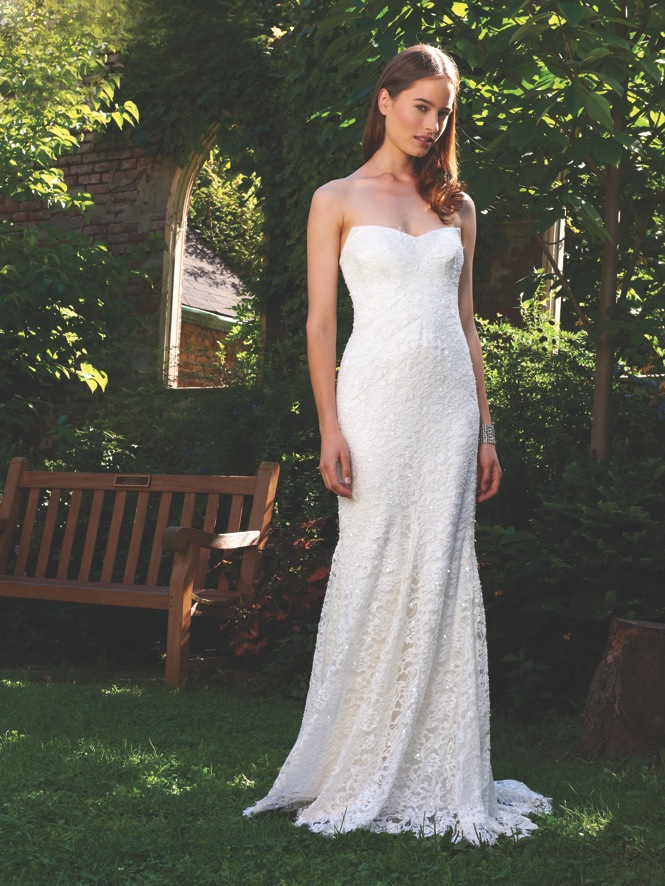 Gowns For A Glamorous Country Style Wedding  Rustic