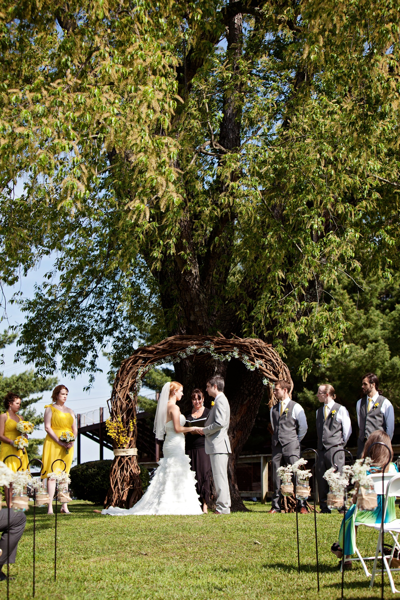 Rustic Diy Wedding Invitations