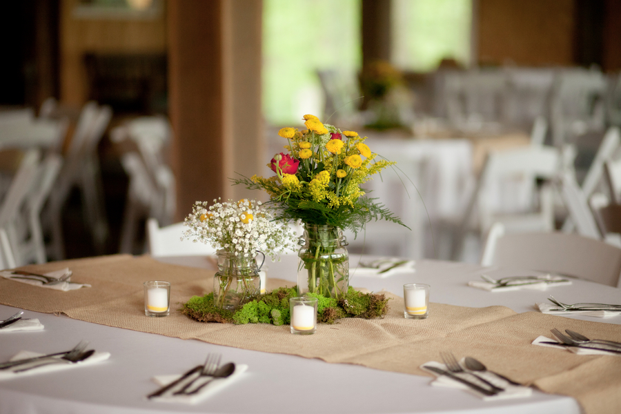 Missouri Rustic Wedding At Alpine Park & Gardens