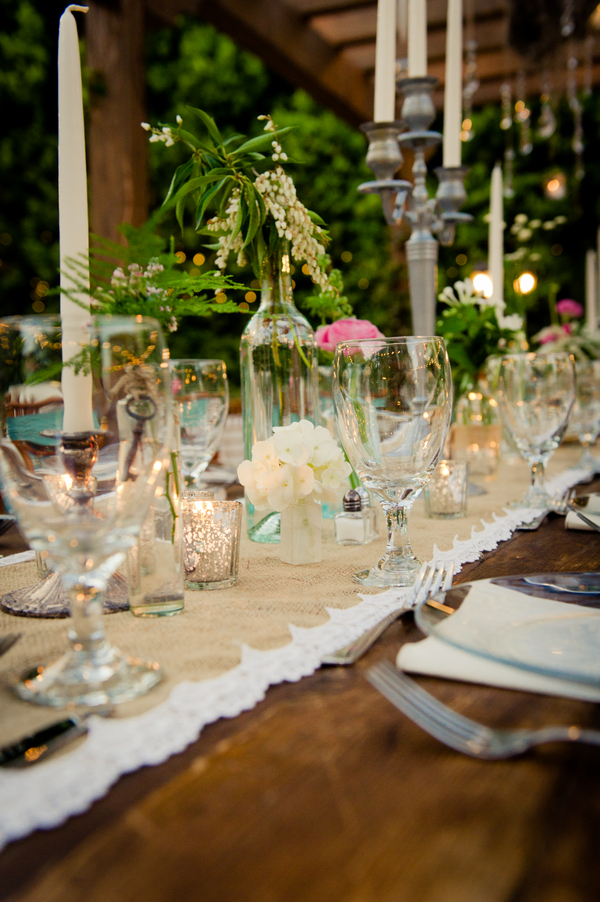 A Country  Vintage Style Wedding  Rustic Wedding Chic